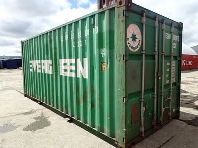 SHIPPING CONTAINERS 23ft S2 Doors click to zoom image