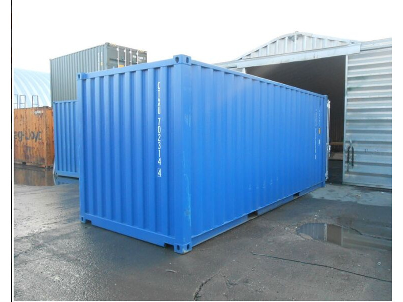 SHIPPING CONTAINERS 20ft ply lined and insulated click to zoom image