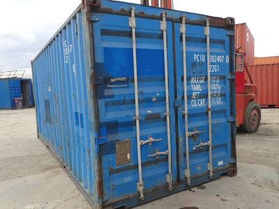 SHIPPING CONTAINERS 20ft S2 67748