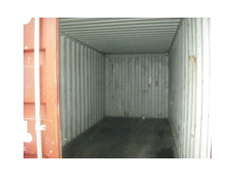 SHIPPING CONTAINERS 20ft S2 doors 44769 click to zoom image