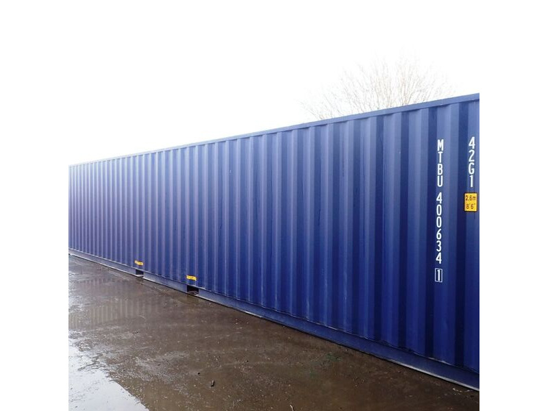 SHIPPING CONTAINERS 40ft ISO 44877 click to zoom image