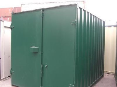 SHIPPING CONTAINERS 10ft S1 doors 33309