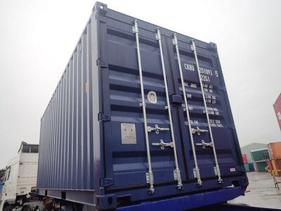 SHIPPING CONTAINERS 20ft ISO 45976