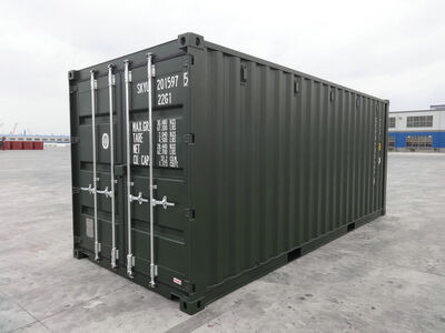 SHIPPING CONTAINERS 20ft ISO 66726