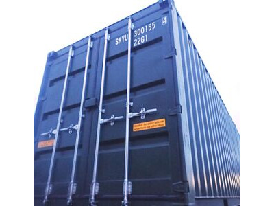 SHIPPING CONTAINERS 20ft ISO 41128