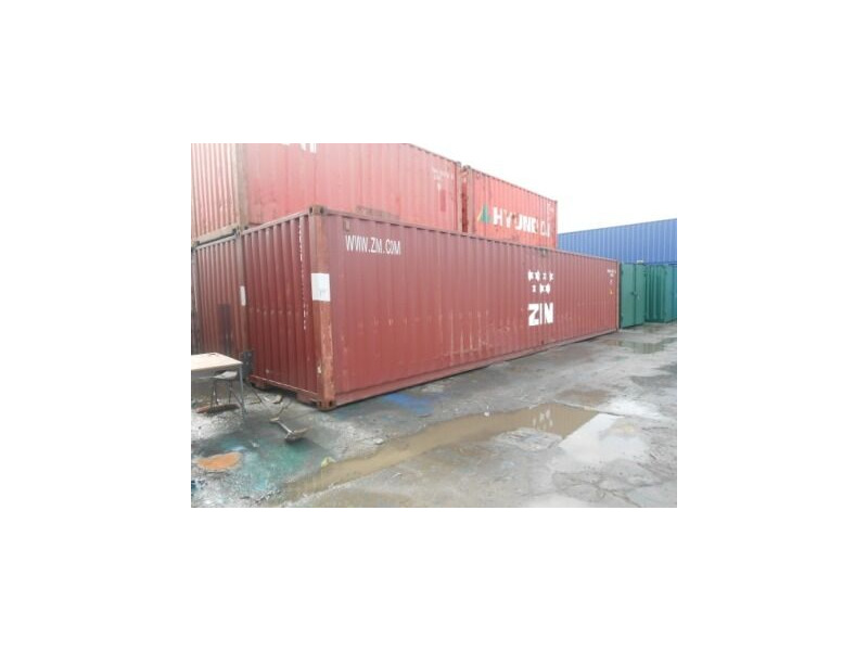 SHIPPING CONTAINERS 40ft ISO 45275 click to zoom image