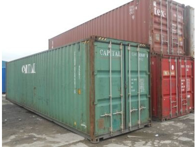 SHIPPING CONTAINERS 40ft ISO 27970