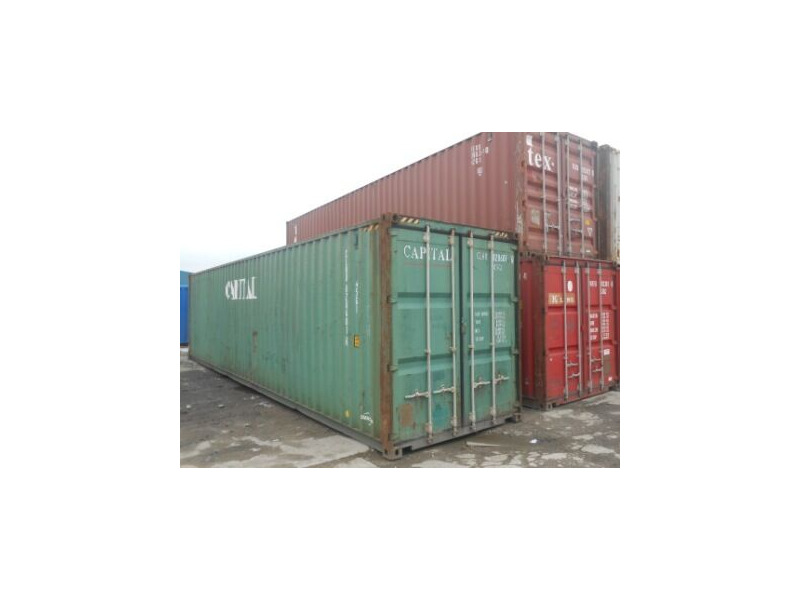 SHIPPING CONTAINERS 40ft ISO 56394 click to zoom image