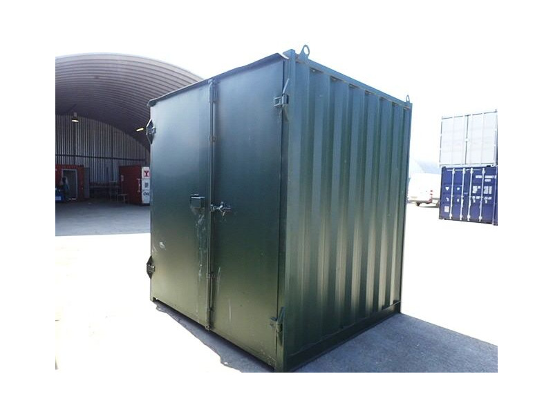 SHIPPING CONTAINERS 6ft x 8ft S1 doors 26765 click to zoom image