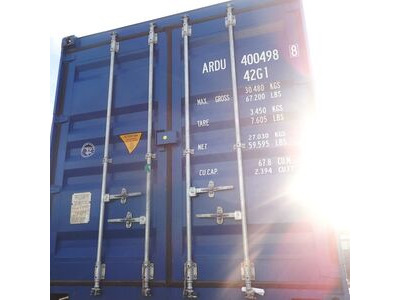 SHIPPING CONTAINERS 40ft ISO 34991