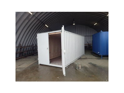 SHIPPING CONTAINERS 30ft S1, ply lined 24058
