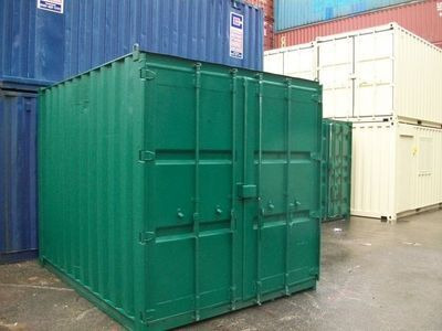 SHIPPING CONTAINERS 10ft original 45314