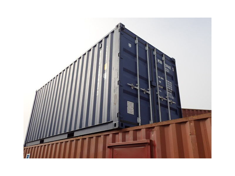 SHIPPING CONTAINERS 20ft ISO MB01 click to zoom image