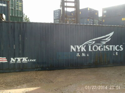 SHIPPING CONTAINERS 40ft ISO 66761