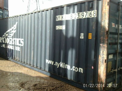 SHIPPING CONTAINERS 40ft ISO Southampton