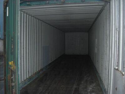 SHIPPING CONTAINERS 40ft Pallet Wide