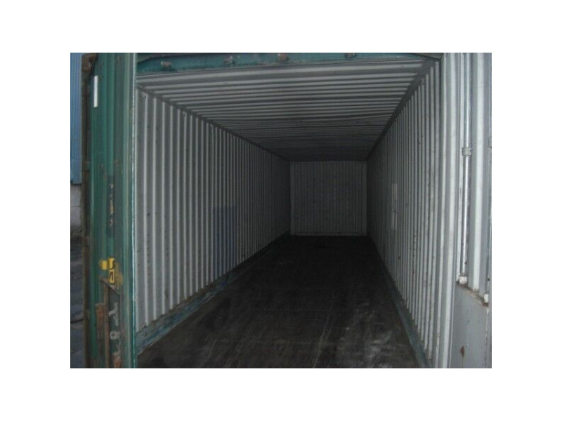 SHIPPING CONTAINERS 40ft Pallet Wide click to zoom image