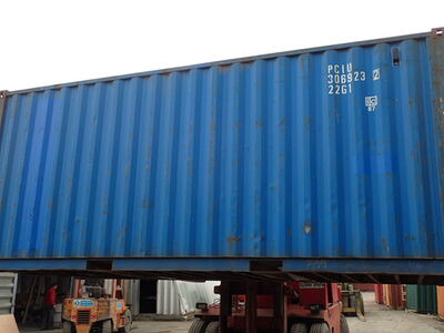 SHIPPING CONTAINERS 20ft ISO 45987