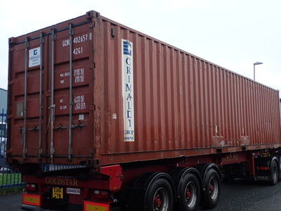 SHIPPING CONTAINERS 40ft ISO 30915