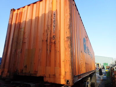 SHIPPING CONTAINERS 40ft original container 26721