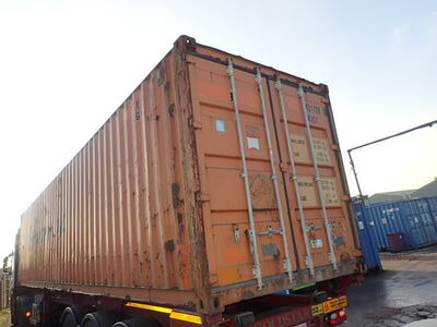 SHIPPING CONTAINERS 40ft original container 65408