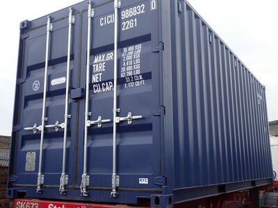 SHIPPING CONTAINERS 20ft ISO 67486