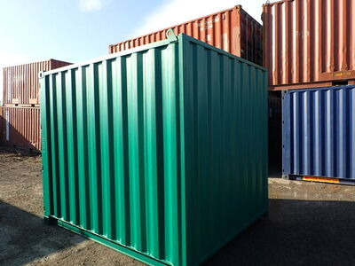SHIPPING CONTAINERS 10ft S3 CO100003 click to zoom image