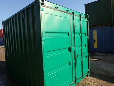 SHIPPING CONTAINERS 10ft S3 CO100003