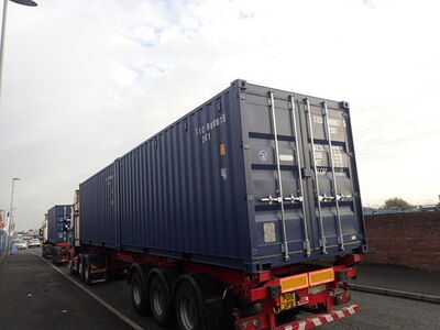 SHIPPING CONTAINERS 20ft ISO MTBU2098230