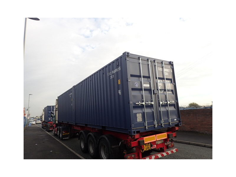 SHIPPING CONTAINERS 20ft ISO MTBU2098230 click to zoom image
