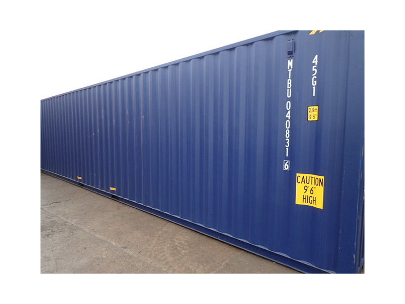 SHIPPING CONTAINERS 40ft original 56489 click to zoom image