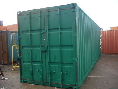 SHIPPING CONTAINERS 30ft high cube - S2 doors