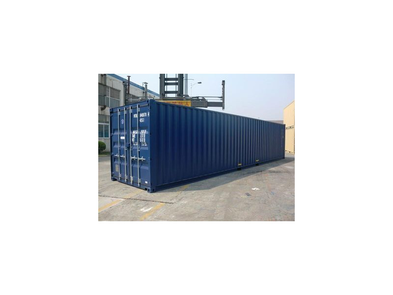 SHIPPING CONTAINERS 40ft ISO 34140 click to zoom image