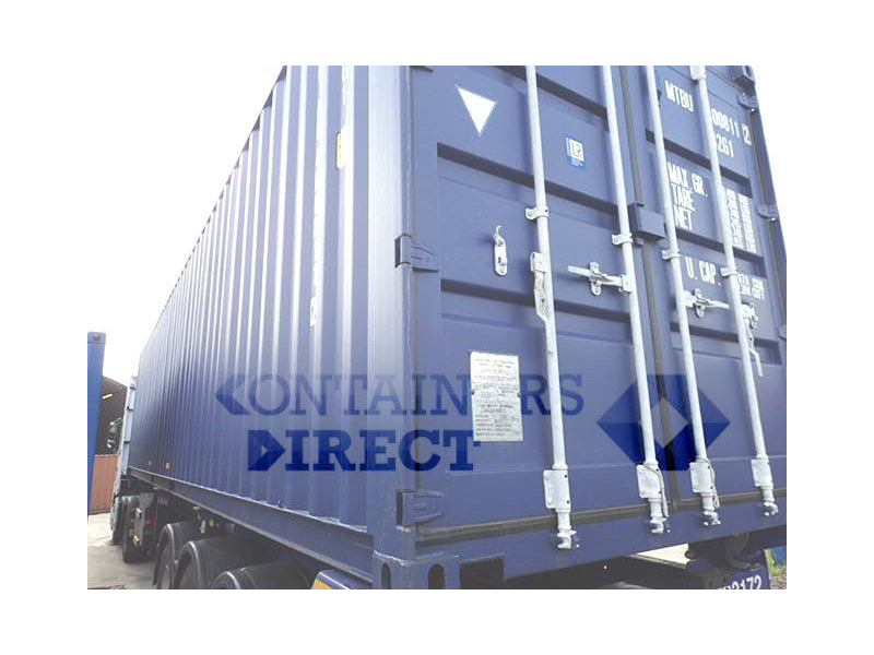 SHIPPING CONTAINERS 40ft original 36905 click to zoom image
