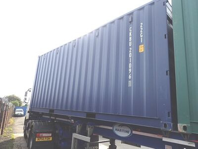 SHIPPING CONTAINERS 20ft ISO 67752