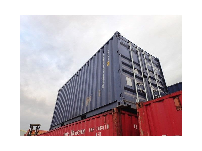 SHIPPING CONTAINERS 20ft ISO 34417 click to zoom image