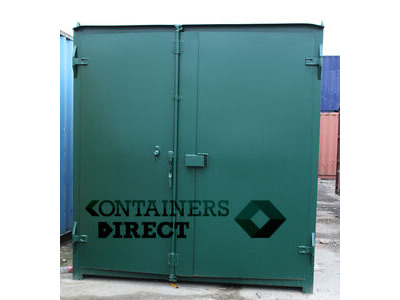 SHIPPING CONTAINERS 20ft S1 doors