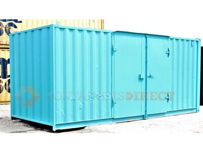 SHIPPING CONTAINERS 24ft S1 side doors 32531