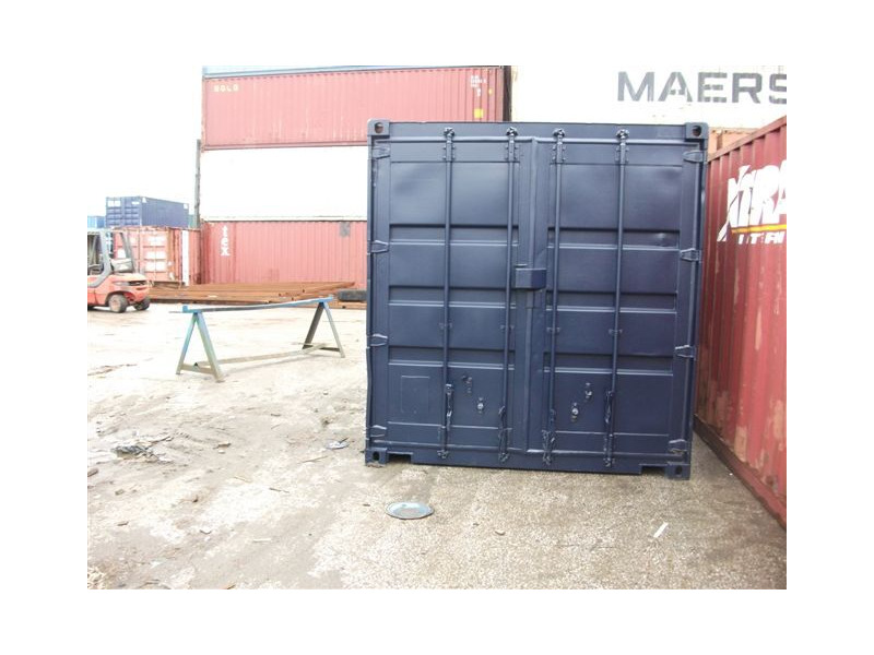 SHIPPING CONTAINERS 12ft S2 doors click to zoom image