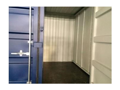 SHIPPING CONTAINERS 40ft multi-compartment container MC40