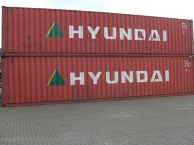 SHIPPING CONTAINERS Birmingham 40ft Container