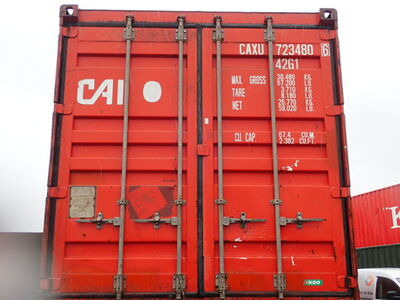 SHIPPING CONTAINERS 40ft original 68309