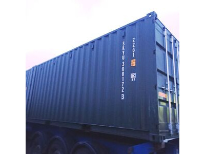 SHIPPING CONTAINERS 20ft ISO 66727 click to zoom image