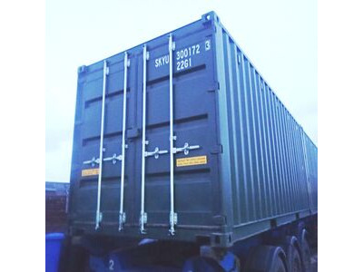 SHIPPING CONTAINERS 20ft ISO 66727