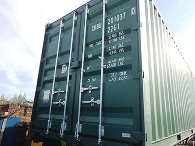 SHIPPING CONTAINERS 20ft ISO 36794