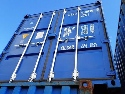 SHIPPING CONTAINERS 22ft ISO 31379