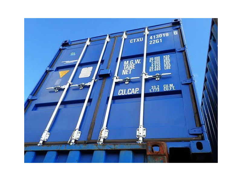 SHIPPING CONTAINERS 22ft ISO 31379 click to zoom image