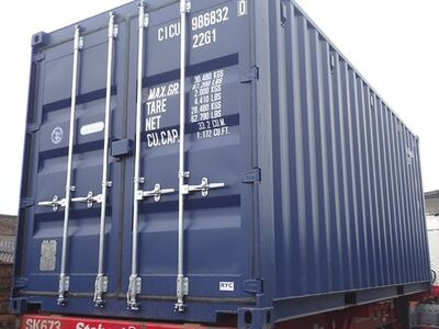 SHIPPING CONTAINERS 20ft ISO 67487