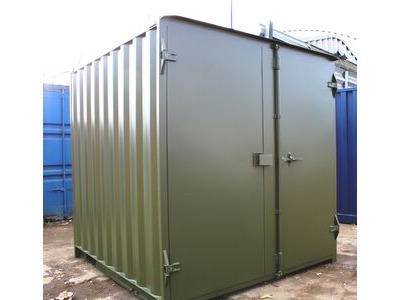 SHIPPING CONTAINERS 10ft S1 31775