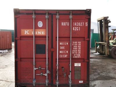 SHIPPING CONTAINERS 40ft ISO 43546